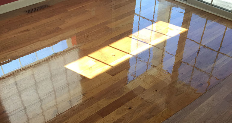 Por Finish Sheens For Hardwood Floors