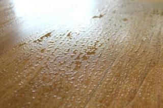 poly-beads-hard-wood-floor-problem