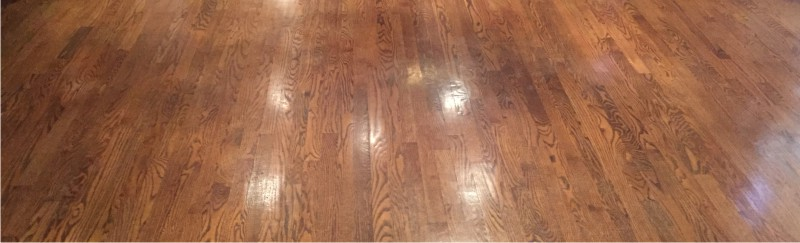 The Mayor of Brookfield WI Receives Hard Wood Floor Service to Keep Floors Beautiful and Long Lasting