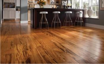 beautiful hard wood floors