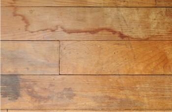 keeping the rain away from hard wood floors