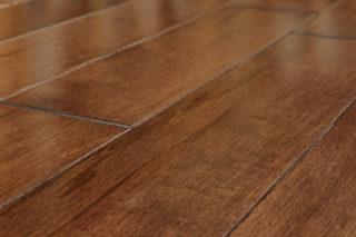 micro-beveled edge floor boards