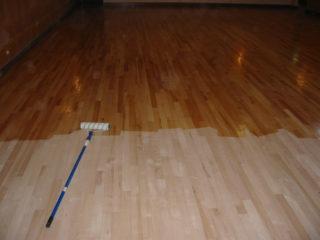 finiushing a hard wood floor2