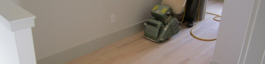 Royal Wood Floors Educates Milwaukee Home Owners on Sanding Newly Installed Hard Wood Floor Planks