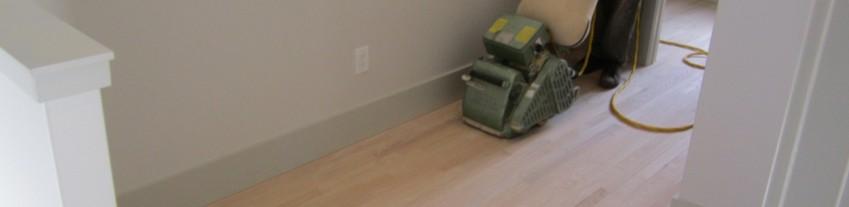 Royal Wood Floors Educates Milwaukee Home Owners on Sanding Newly Installed Hard Wood Floor Planks