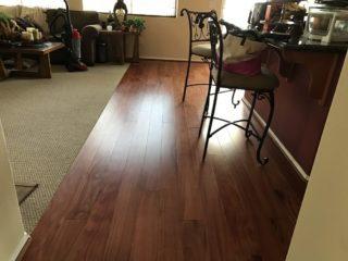 bubinga hard wood flooring