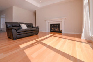 Beech wood floors