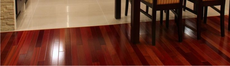 Royal Wood Floors Helps Home Owners in Milwaukee Understand More About Brazilian Cherry and Cork for Flooring