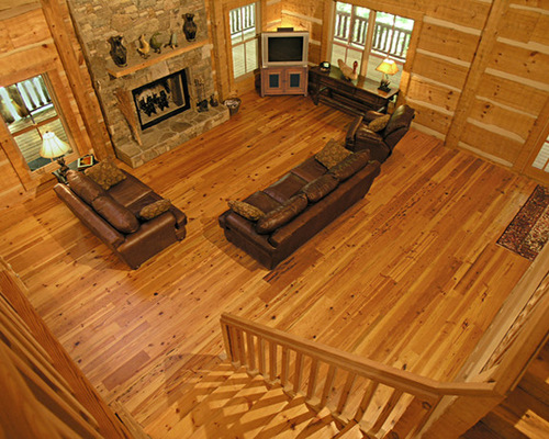 southern yellow pine wood floors