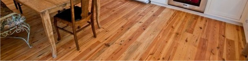Royal Wood Floors Helps Home Owners in Milwaukee Understand More About White Oak and Heart Pine for Flooring