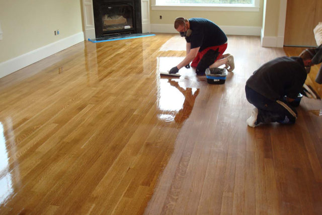 Service | Wood Floor Sanding, Refinishing & Staining - Header