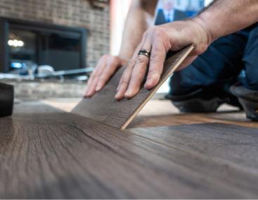 Service | Vinyl Plank Installation - Header