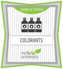 NWFA Sand & Finish Colorants