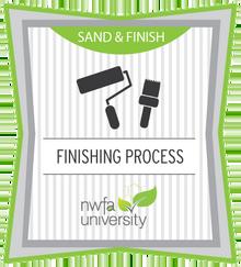 NWFA Finishing Process