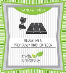 NWFA Floor Recoating